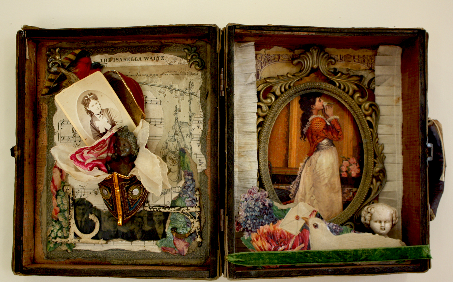 Fine Assemblage Box Class This Saturday 1029 Throughout Decor