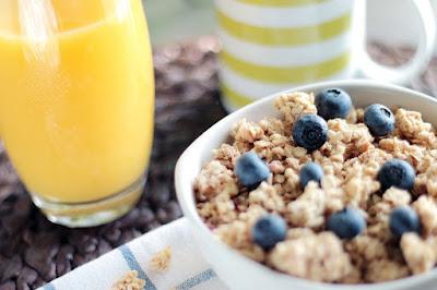 sarapan terbukti mampu membantu menurunkan berat badan secara efektif