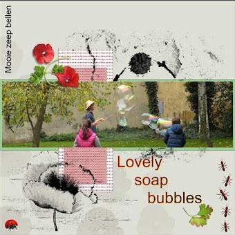Lo 2 Bubbles /Zeepbellen
