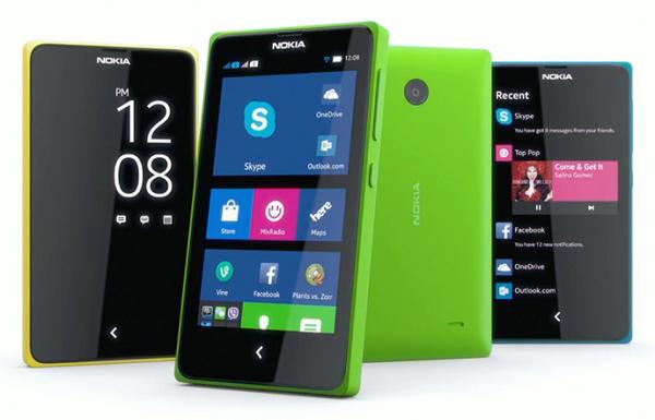 Harga dan spesifikasi ponsel Nokia X resmi.