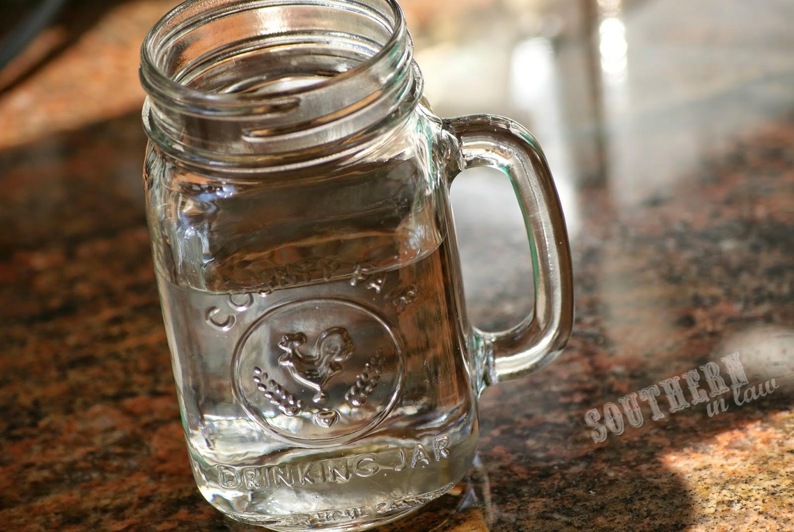 Drinking Jar from Dollar General