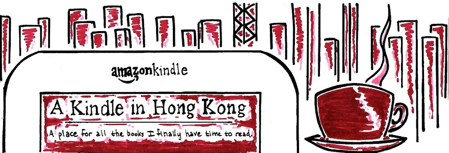 A Kindle in Hong Kong