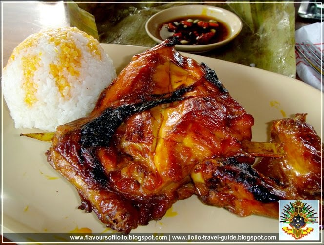 ILOILO FOOD TRIP: Chicken Inasal