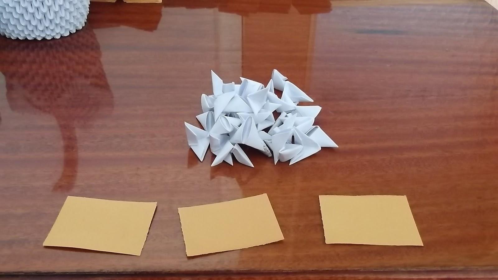 Razcapapercraft: 3D Origami Swan - photo#35