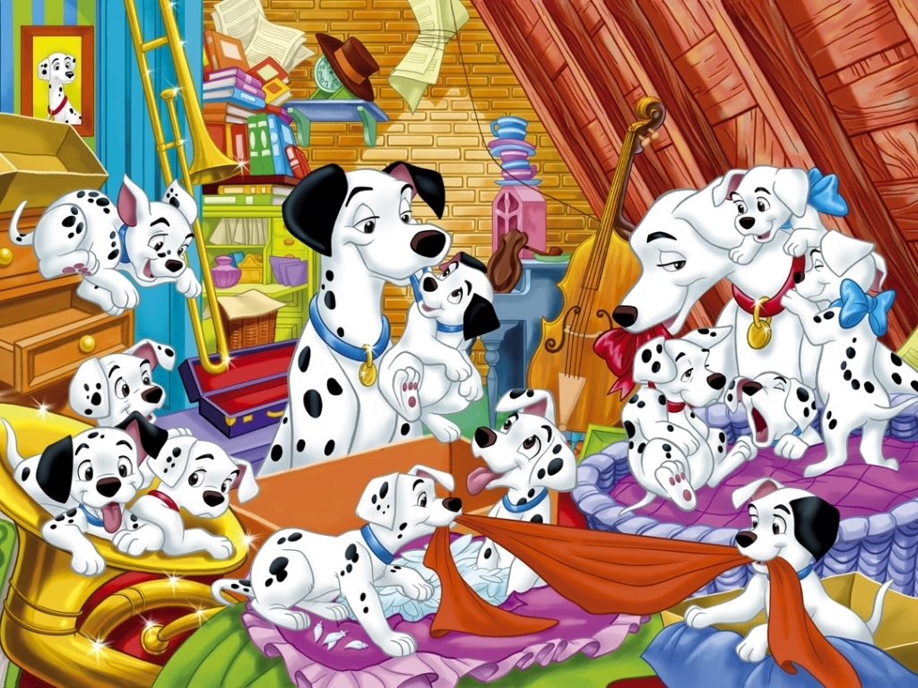 Displaying 14&gt Images For  101 Dalmatians Tattoo