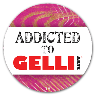 Addicted to Gelli ART