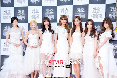 Girls' Generation KBS Gayo 2014