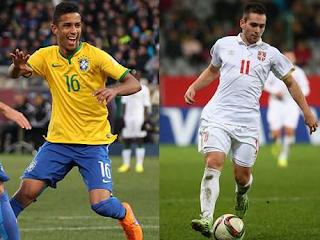 Brasil vs Serbia, Mundial Sub 20 Nueva Zelanda 2015