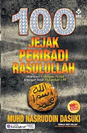 BARU TERBIT: 100 JEJAK PERIBADI RASULLLAH