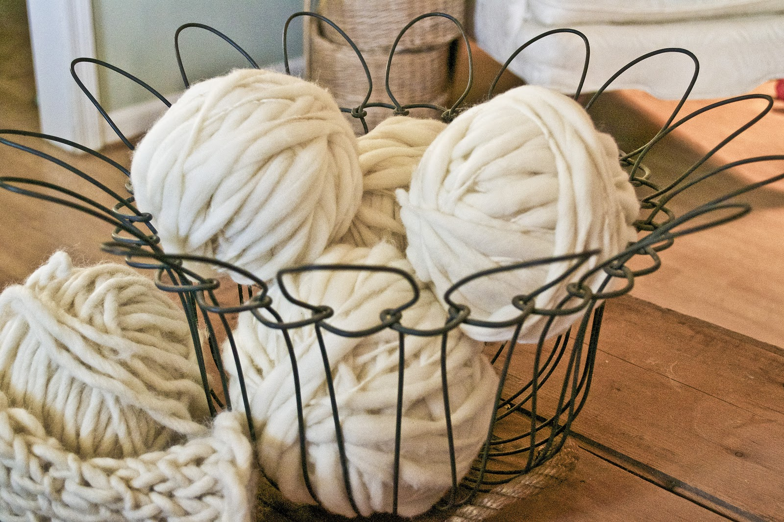 Knitting Patterns For Chunky Wool : Pamela Joyce: Chunky Knit