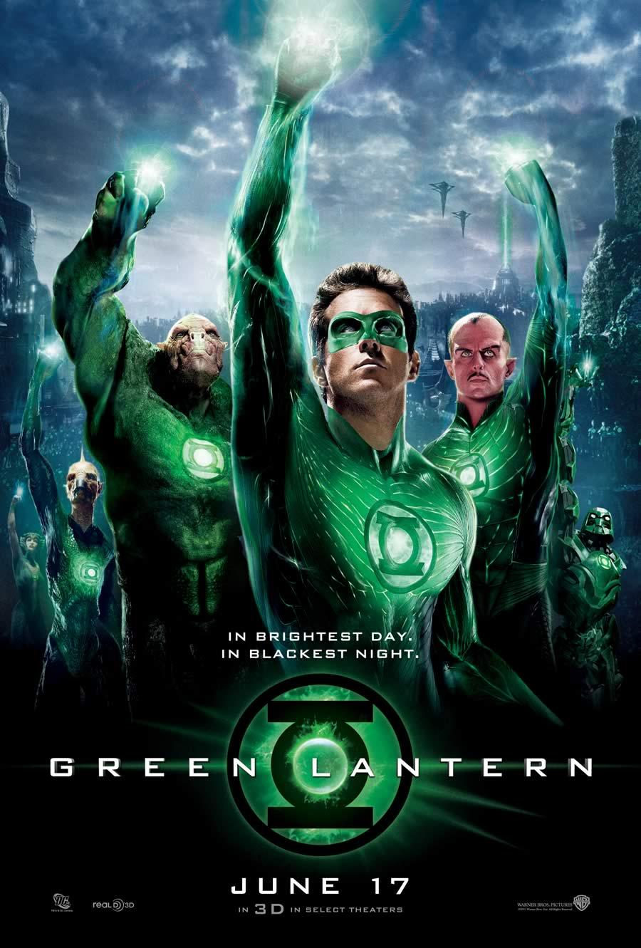 Lanterna Verde Dublado