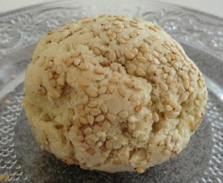 Petits pains express au yaourt et aux graines de sésame sans gluten ni lactose
