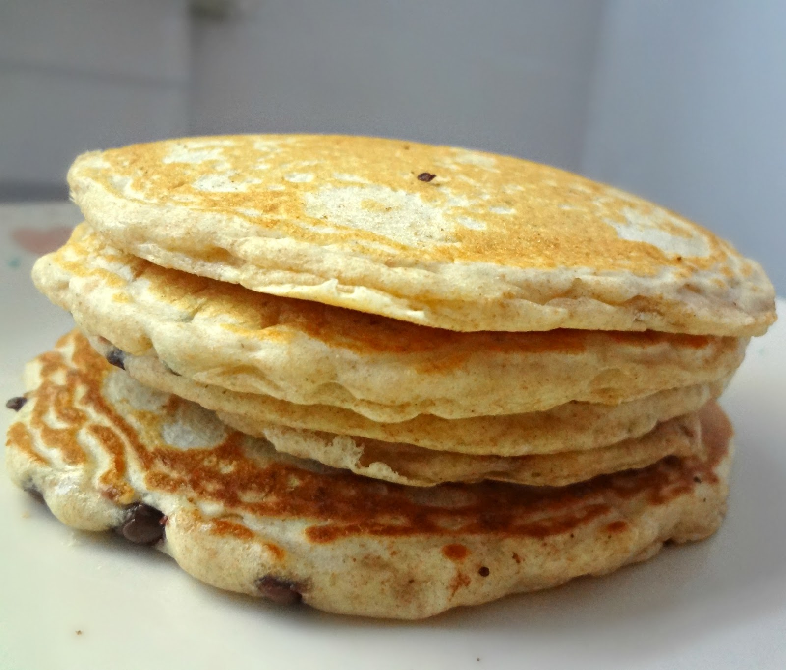 The Cooking Actress: Whole Wheat Greek Yogurt Pancakes