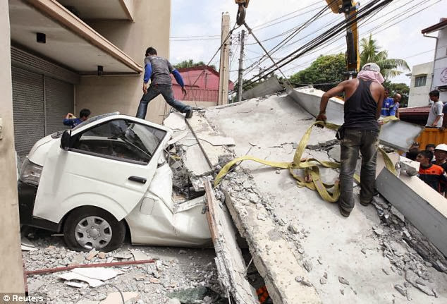 BOHOL EARTHQUAKE 15