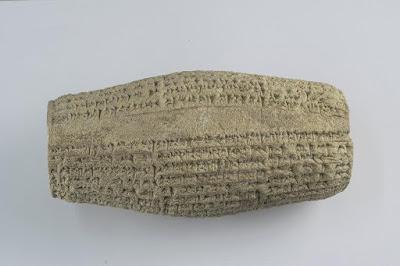Artefato de Nabucodonosor é exibido em Jerusalém