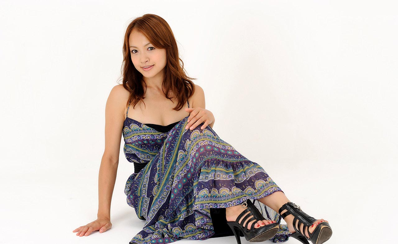 japanese race queen rina itoh pics 04