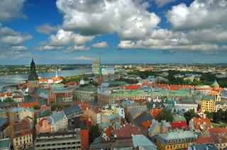 الحياة في لاتفيا