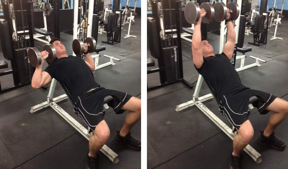 how to build chest muscles with dumbbells without a bench