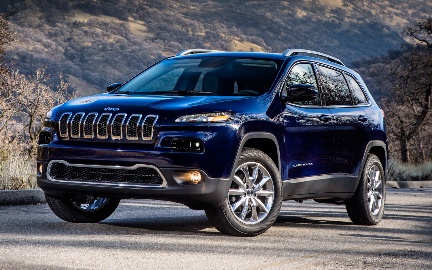 First Look 2014 Jeep Cherokee New Cars Reviews