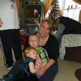 Cassandra (my oldest daughter and grandbabies)
