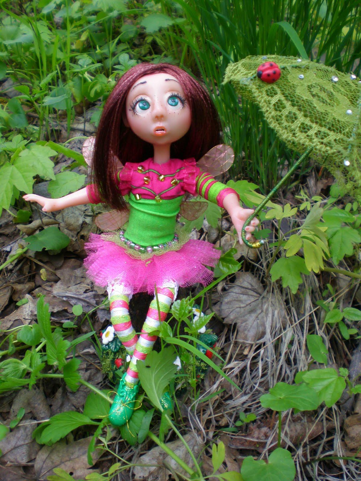 Как сделать куклу-фею из ниток своими руками (пошагово) 33 6