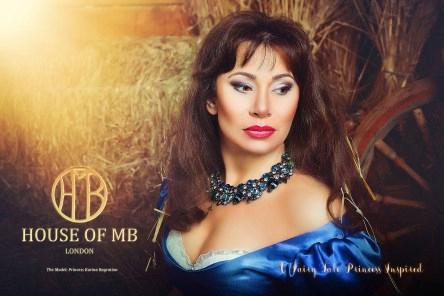 SAR Principessa Karina Bagrationi