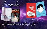 http://jujuyaras.blogspot.com.es/2014/01/sorteo-de-2-libros-70-seguidores.html?showComment=1390074486664#c3819485153410946513