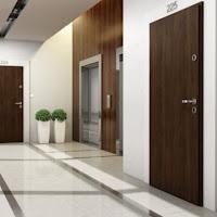 Drzwi Pol Skone RC3 antywłamaniowe techniczne