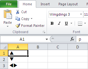 how to change font case in excel without formula