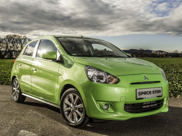 2013 Mitsubishi Space Star Review
