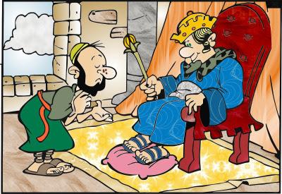 O credor incompassivo - História bíblica