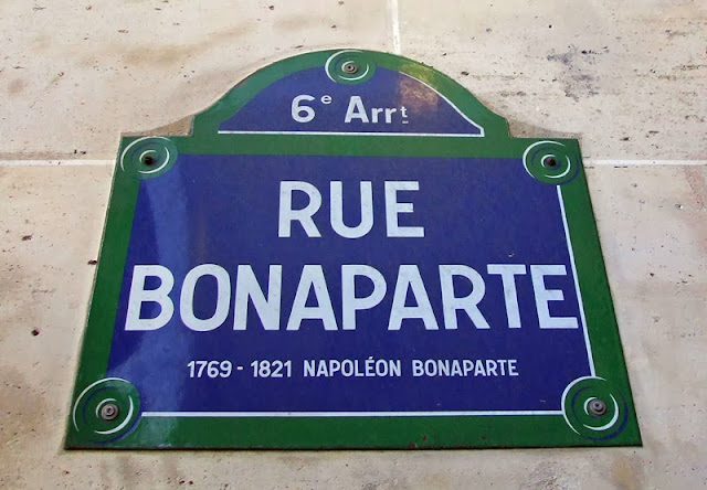 rue Bonaparte, Paris