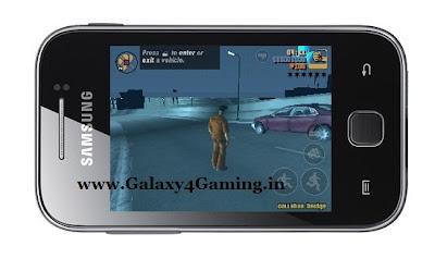 Cara Bermain Game GTA 3 di Android Samsung Galaxy Y