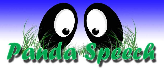 Panda Speech
