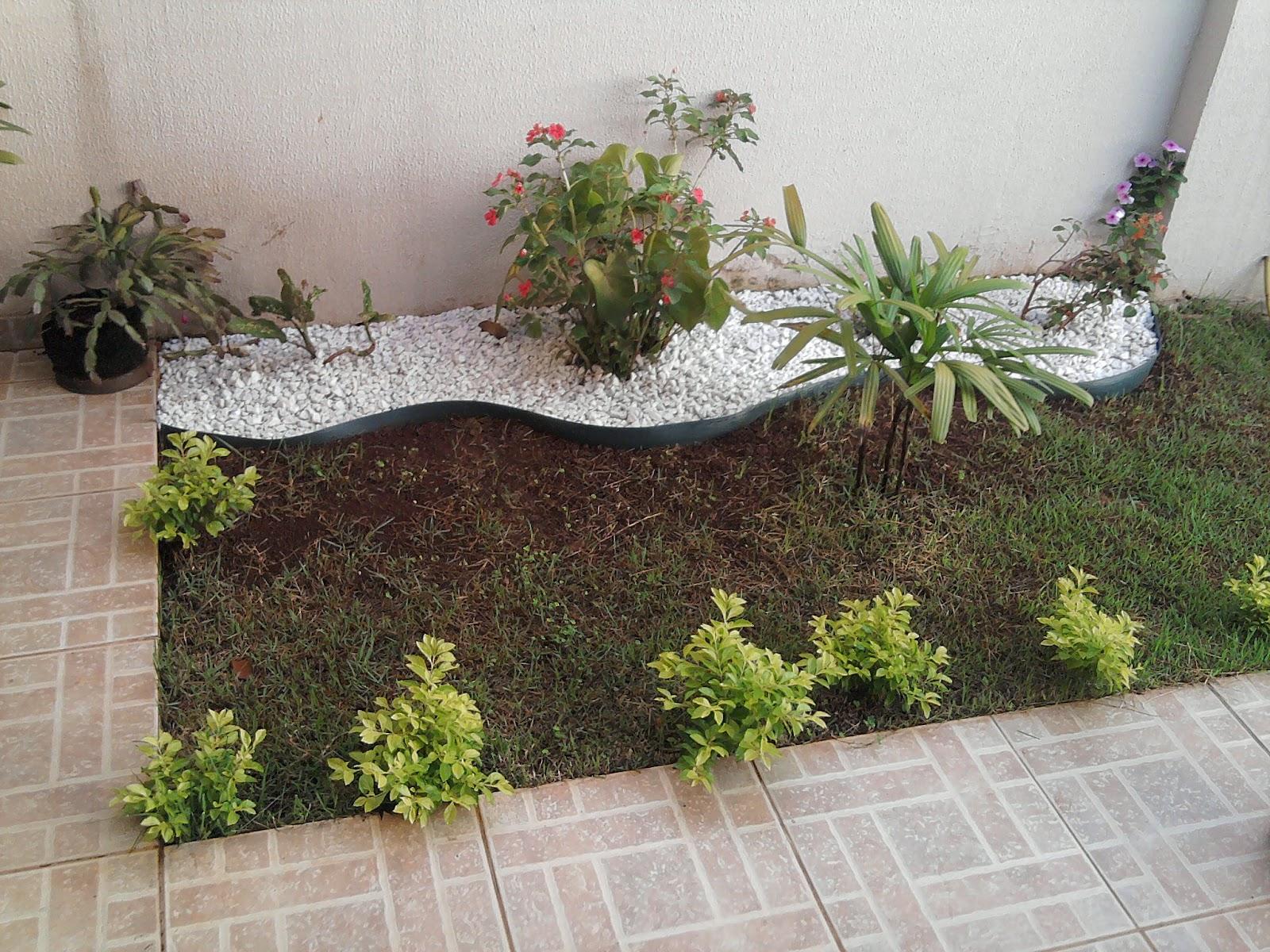 #6E713E Mais que Am lias Como fazer um jardim em sua casa 1600x1200 px jardim de inverno no banheiro como fazer