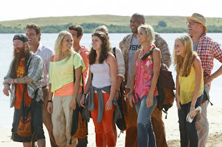 Survivor Caramoan Fans vs. Favorites Gota tribe