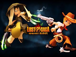 Cheat LS Lost Saga 11 12 13 14 15 16 17 Agustus 2012 Terbaru