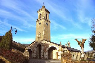Taramundi, iglesia de San Martìn