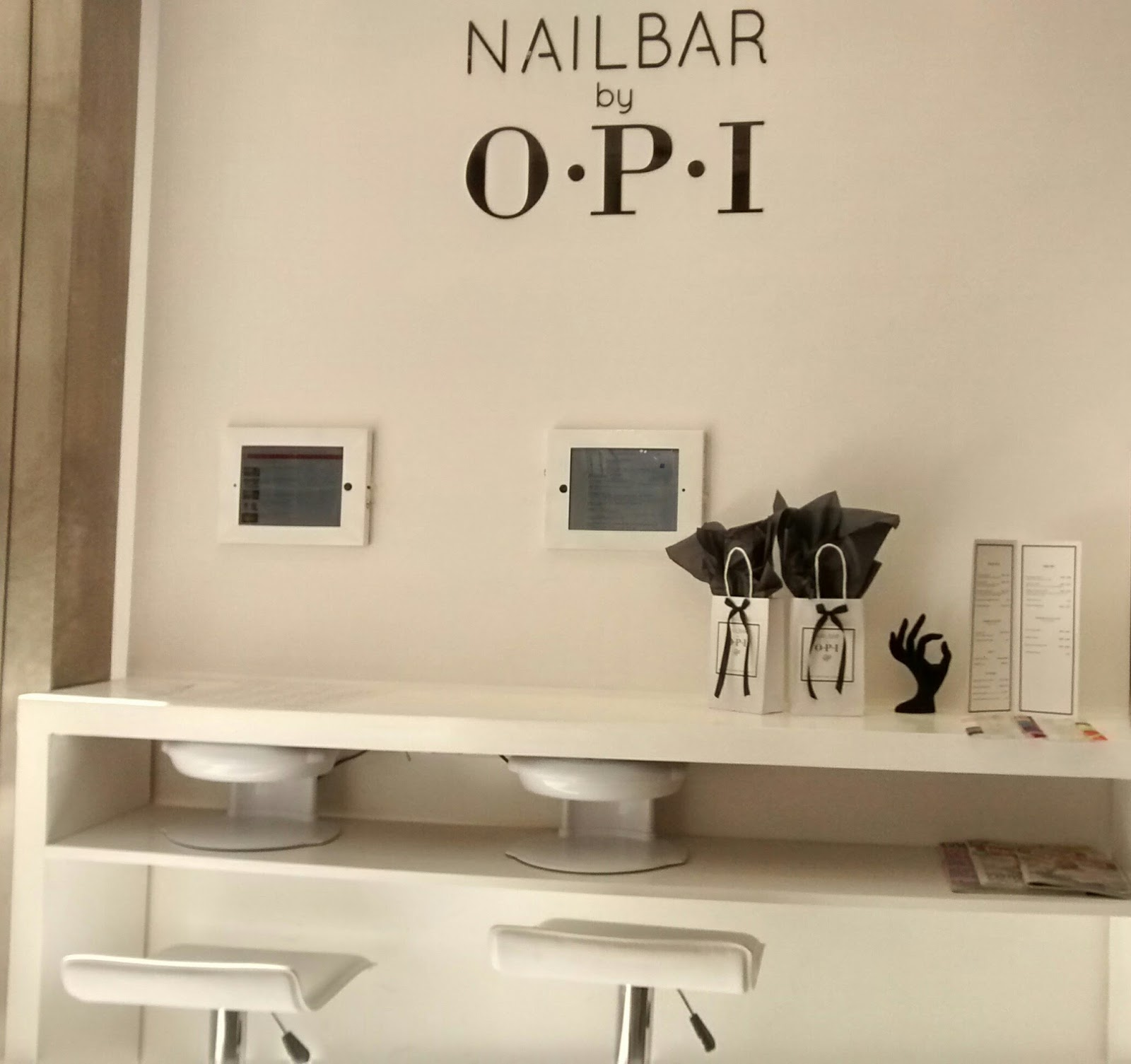 Uñas increíbles en el espacio Nail Bar by O.P.I!! | Secretos de tu ...