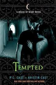 House of Night Series Tempted by P.C. Cast and Kristin Cast