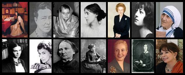 mujer han hecho historia: