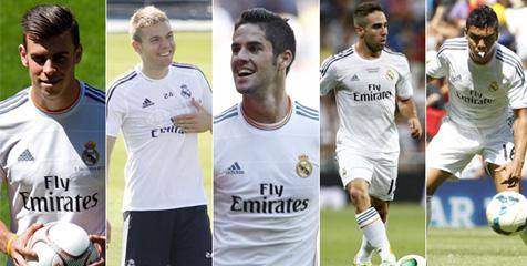 Real Madrid Gelontorkan 172 Juta Untuk Pemain Muda