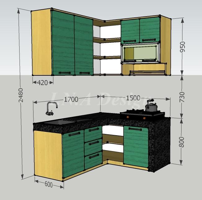 Kitchen Set Ruang Kecil: 882 ALL NEW KITCHEN SET DAPUR KECIL