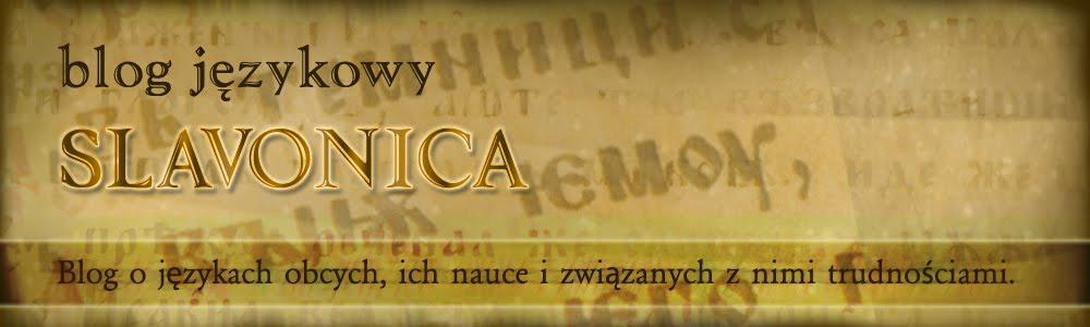 Slavonica - blog językowy.