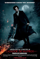 Abraham Lincoln: Cazador de vampiros. Making Of. Cine