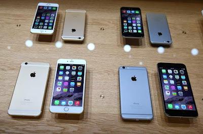 Daftar Harga Apple iPhone Semua Tipe Terbaru 2015