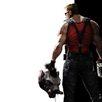 Duke Nukem Forever iPad and iPad 2 Wallpapers