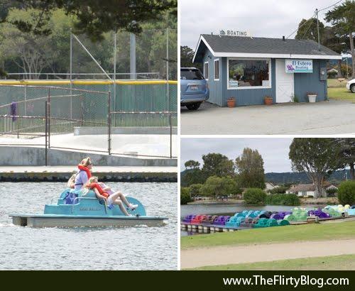 El Estero Paddle Boats