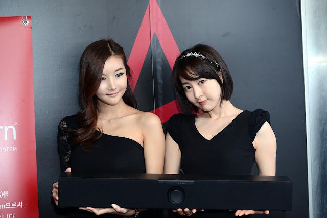 Lee Ga Na at FOHM 2013
