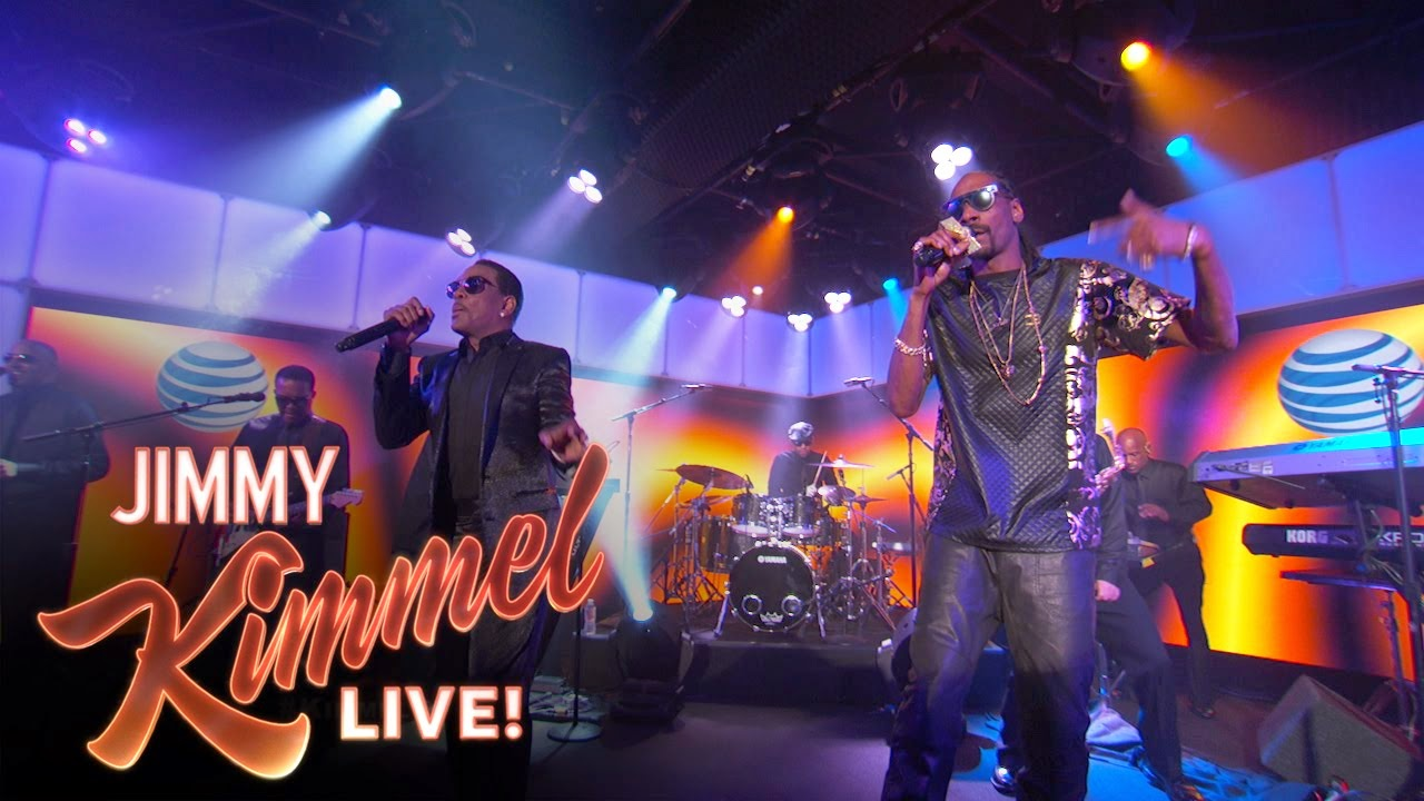 Vídeo - Charlie Wilson – Infectious (feat. Snoop Dogg) (Live On Jimmy Kimmel Live!)